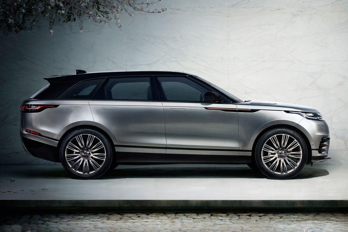 Test: Range Rover Velar