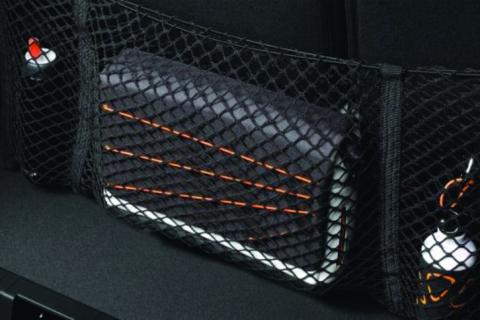 Zvislá sieť pre batožinový priestor