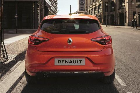 Nový Renault Clio 5.generácie
