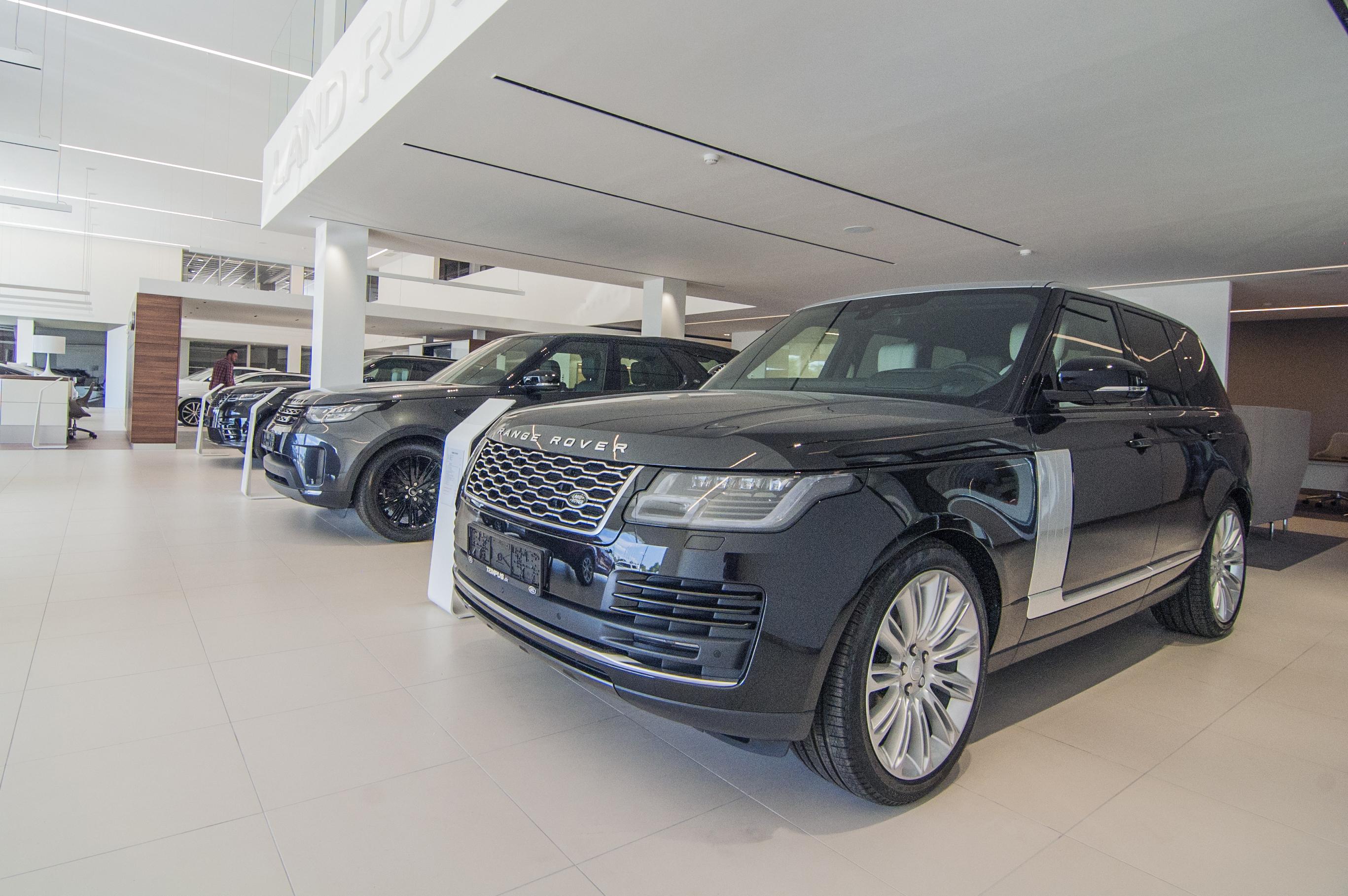 Range Rover - facelift